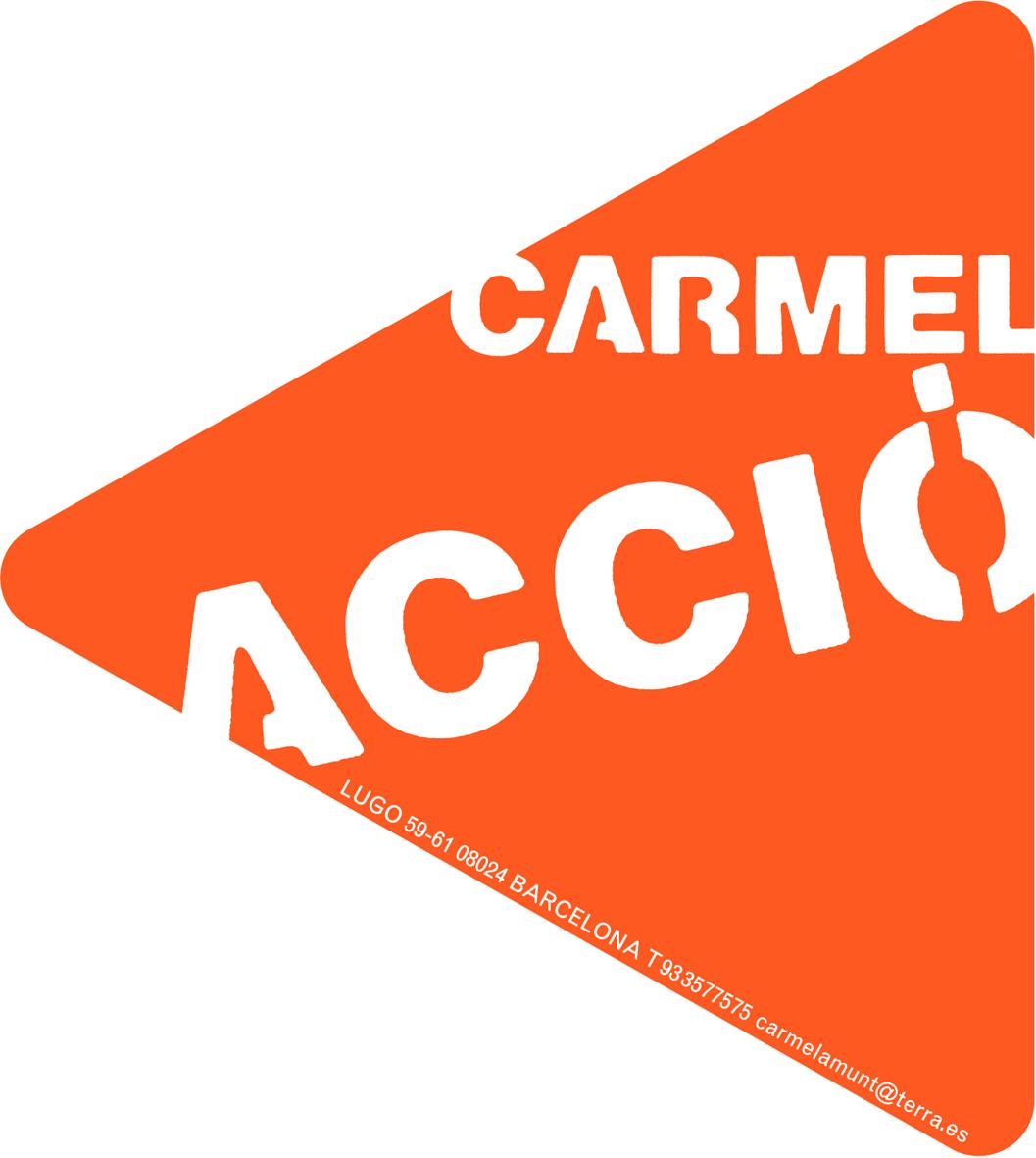 Carmel Acció. Empowerment Juvenil