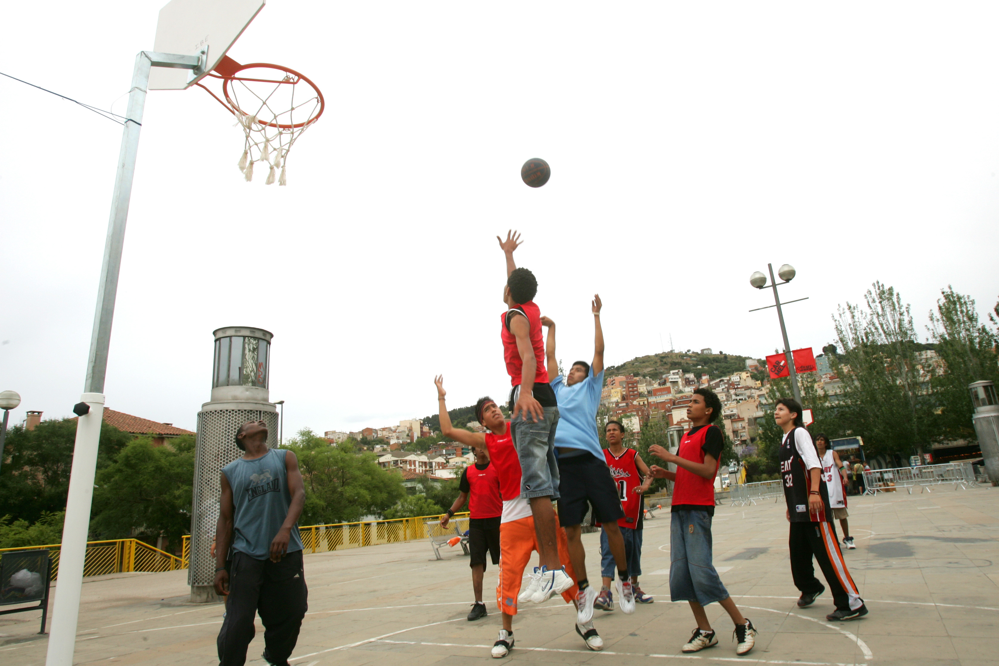 Setmana Intercultural al Carmel